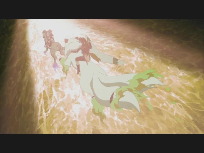 犬夜叉 -完結編- 第23話「奈落 光の罠」.flv_001074239