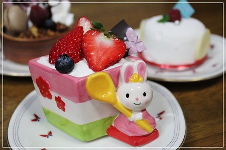 お雛様ケーキ★