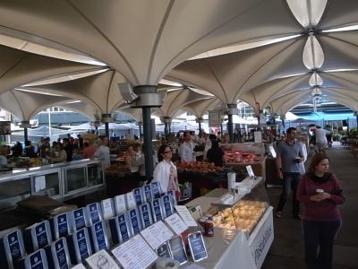 シドニー パディントン オーガニックマーケット 土曜市