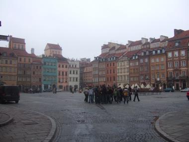 旧市街地広場