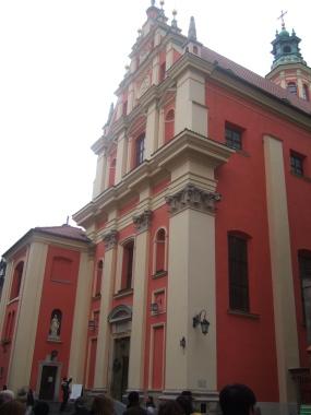ワルシャワ教会