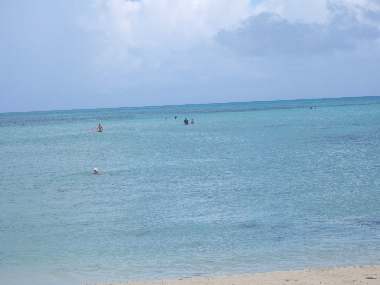 サイパン海2