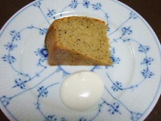 紅茶のケーキ1031