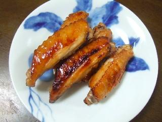 チキンのマーマレード焼き
