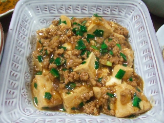 麻婆豆腐0216