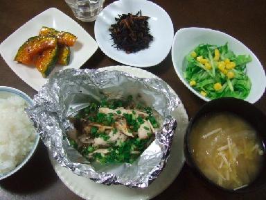 夕飯0217
