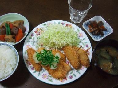 夕飯0228