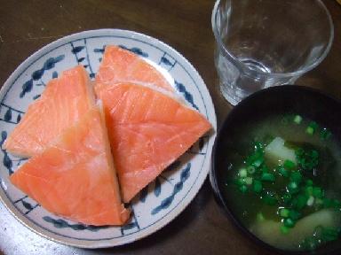 夕飯0331