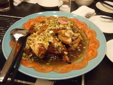油淋鶏0401