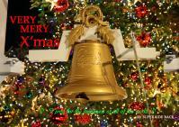 クリスマスカード用