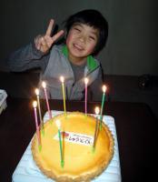 嵩斗誕生日2012①