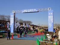 赤羽ハーフマラソン1