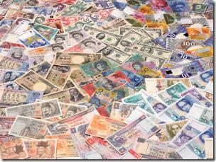 世界のお金たち、AUDはポリマー製