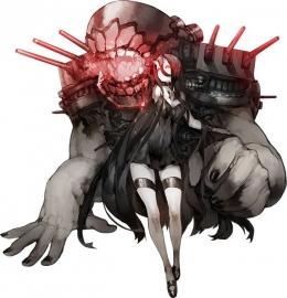 戦艦<br />棲姫