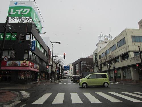 会津若松市街