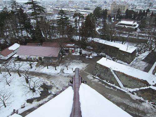 鶴ヶ城 5