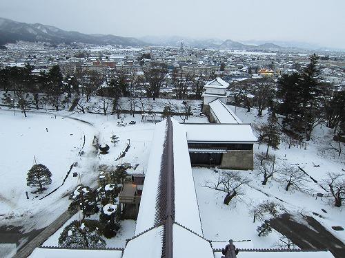 鶴ヶ城 7