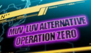 muv-luv alternative operration zero