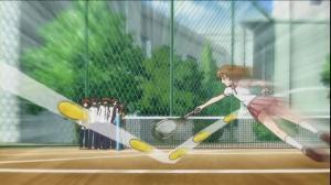 おまもりひまり テニス