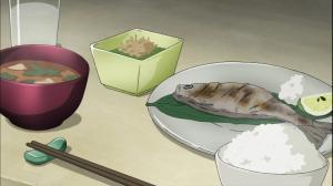 ソ・ラ・ノ・ヲ・ト 和食