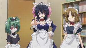 おまもりひまり メイド三人娘