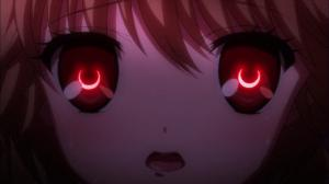 おおかみかくし 五十鈴 赤目スイッチオン