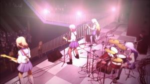 Angel Beats! ライブシーン3