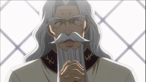 いちばんうしろの大魔王 学長
