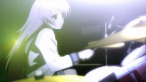 Angel Beats! ライブシーン