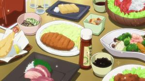 けいおん!! 憂の料理