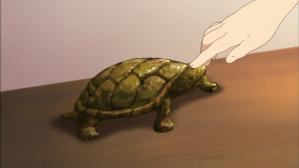 けいおん!! 亀の頭
