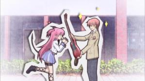 Angel Beats! 茶番