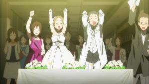 けいおん!! 結婚式?