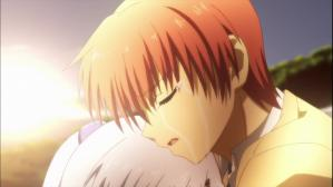 Angel Beats! 13話