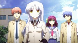 Angel Beats! 鼻歌