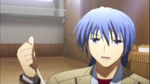 Angel Beats! 日向