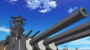 ストライクウィッチーズ2 戦艦大和