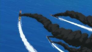ストライクウィッチーズ2 艦隊の扱い