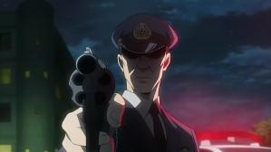 学園黙示録 HIGHSCHOOL OF THE DEAD 警察官