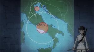 ストライクウィッチーズ2 天気図?