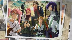 学園黙示録 HIGHSCHOOL OF THE DEAD 12話