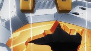 スーパーロボット大戦OGジ・インスペクター ホワイトデスクロス