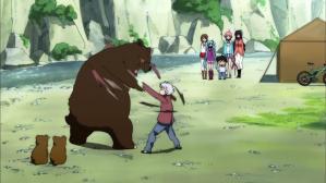 そらのおとしものf 熊と戦う守形先輩