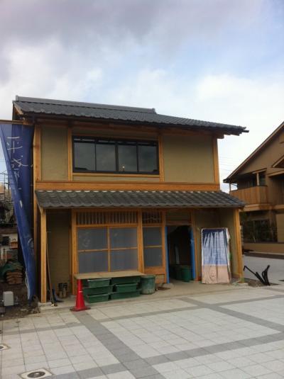 平成の京町屋
