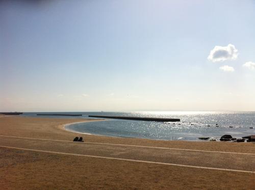 瀬戸内海を散歩