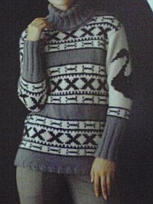 りこ☆Knitting☆-090925_0906~01.jpg