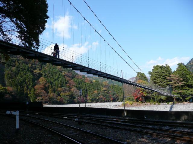 両国吊橋9