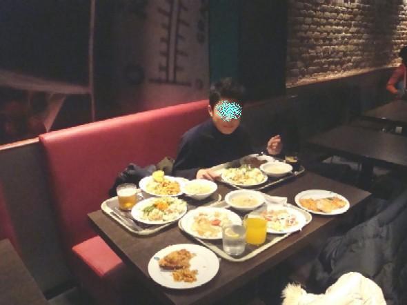 食べ放題レストラン フレスコ ブログ