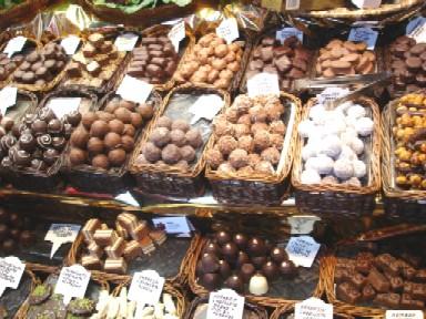 チョコレート屋