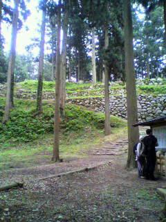 20090524七尾城